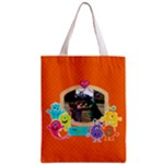Classic Tote Bag: Little Monsters