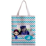 Classic Tote Bag: My Little Girl