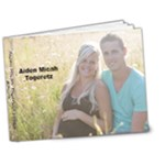 Aiden book - 7x5 Deluxe Photo Book (20 pages)