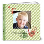 Ryan 2014 - Vol. 2 - 8x8 Photo Book (20 pages)