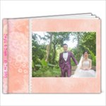 Joyce & Juno - 7x5 Photo Book (20 pages)