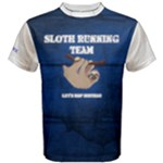 slothrunningteam - Men s Cotton Tee