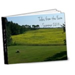 Saskatchewan 2014 Baba - 7x5 Deluxe Photo Book (20 pages)