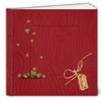 Golden fall deluxe book - 8x8 Deluxe Photo Book (20 pages)