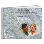 Laura and Josue - 11 x 8.5 Photo Book(20 pages)