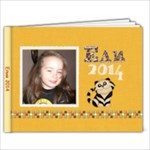 Eli 2014 - 7x5 Photo Book (20 pages)