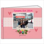 Frank & Janet Visit 2014 - 11 x 8.5 Photo Book(20 pages)