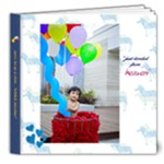 RithikVarshanAlbumFinal - 8x8 Deluxe Photo Book (20 pages)