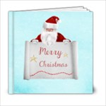 Christmas Colors - 6x6 Photo Book (20 pages)