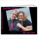 Engagement book - 9x7 Photo Book (20 pages)
