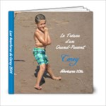 corey - 6x6 Photo Book (20 pages)