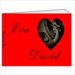 Eva and David - 6x4 Photo Book (20 pages)