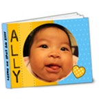 Ally new - 7x5 Deluxe Photo Book (20 pages)