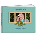 Karissabook - 9x7 Photo Book (20 pages)