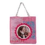 love - Grocery Tote Bag