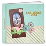 Las Vegas - 8x8 Deluxe Photo Book (20 pages)
