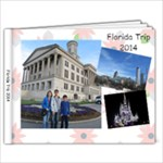 Florida Trip - 9x7 Photo Book (20 pages)