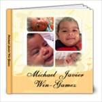 Baby book - 8x8 Photo Book (20 pages)
