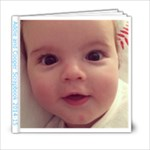 addie and cooper 2014/15 - 6x6 Photo Book (20 pages)