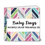 Mothers Group Book - 6x6 Deluxe Photo Book (20 pages)