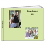 11 x 8.5 Photo Book(20 pages)