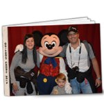 ORLANDO ENERO 2015 - 9x7 Deluxe Photo Book (20 pages)
