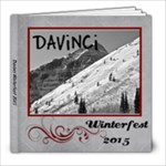 Winterfest 2015 - 8x8 Photo Book (20 pages)