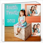 smith album 2013 - 12x12 Photo Book (20 pages)