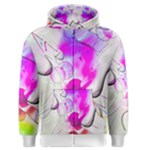 Gallery by Nico Bielow (Gr S) Small - Men s Zipper Hoodie