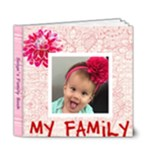 Saige - 6x6 Deluxe Photo Book (20 pages)