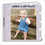 Emma Lynn Stout - 8x8 Photo Book (20 pages)