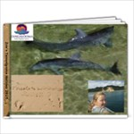 Tangalooma Zoe - 9x7 Photo Book (20 pages)
