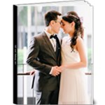 V2V wedding album - 9x12 Deluxe Photo Book (20 pages)