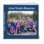 2015 Guides Yearbook - 6x6 Photo Book (20 pages)