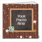 8x8 Boys and Girls Book 2 - 8x8 Photo Book (20 pages)
