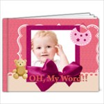 baby - 11 x 8.5 Photo Book(20 pages)