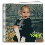 new baby perl - 8x8 Deluxe Photo Book (20 pages)