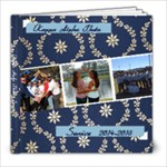 Service book - 8x8 Photo Book (20 pages)