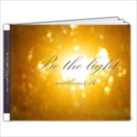 quote book - 9x7 Photo Book (20 pages)