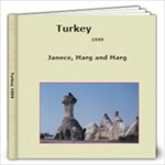 Turkey - 12x12 Photo Book (20 pages)