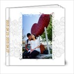 tw20152 - 6x6 Photo Book (20 pages)