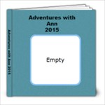 Adventures with Ann - 8x8 Photo Book (20 pages)