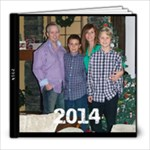 2014 - 8x8 Photo Book (100 pages)