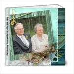 Anniversary small - 6x6 Photo Book (20 pages)