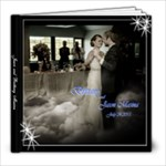 Masina wedding  - 8x8 Photo Book (20 pages)