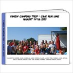 2015 camping trip - 9x7 Photo Book (20 pages)