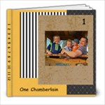 Book One Chamberlain - 8x8 Photo Book (20 pages)