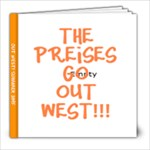 Out WesT! - 8x8 Photo Book (20 pages)