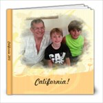 California 2015 - 8x8 Photo Book (20 pages)