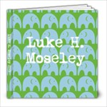 Luke photo book - 8x8 Photo Book (20 pages)
